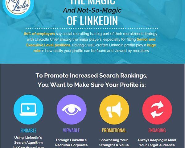 The Magic of LinkedIn | Resume Lezlie